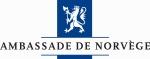 Den Norske Ambassaden i Paris Logo